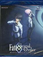 FATE/GRAND ORDER-FATE/GRAND ORDER -MOONLIGHT/LOSTROOM--JAPAN BLU-RAY H40