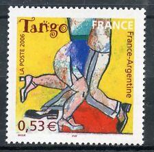 STAMP / TIMBRE FRANCE  N° 3932 ** MUSIQUE ET DANSE / TANGO