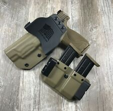 """Smith Wesson MP M2.0 5"""" holster & Double Mag Carrier by SDH Swift Draw Holsters"""
