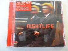 Pet Shop Boys - Nightlife - Limited Edition CD - sehr gut erhalten