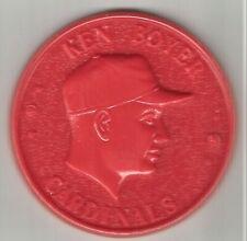 1960 Armour Coin - Ken Boyer - Red - Gem Mint!