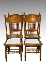 Light Wood Tone American Antique Chairs (1900-1950)  sc 1 st  eBay & Black American Antique Chairs (1900-1950) | eBay