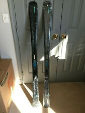 NEW 146cm Elan Black Magic Ski System w/ ELW 9.0 QuickTrick Bindings