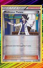 Professeur Platane -XY04:Vigueur Spectrale-101/119-Carte Pokemon Neuve Française