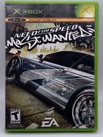 Need for Speed: Most Wanted Microsoft Xbox CIB Tested Working Original