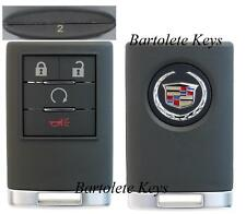 OEM Fob Keyless Entry Remote #2 for 2009 Cadillac STS (Regular Ignition Models)
