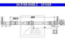 ATE Tubo flexible de frenos Para BMW Serie 3 24.5169-0458.3