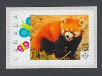 RED PANDA = Picture Postage stamp MNH-VF Canada 2014 [p74wa7/6]