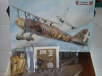 FIAT CR42 1/48  CLASSIC AIRFRAMES MODEL+PHOTOETCHED+RESIN+VACUFORM+METAL PARTS