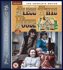 BLESS THIS HOUSE - THE COMPLETE SERIES 12 DVD BOXSET ***BRAND NEW***