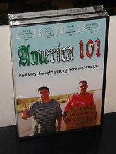 America 101 (DVD) Richard Azurdia, Christine Carlo, BRAND NEW!