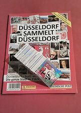 Panini Düsseldorf sammelt Düsseldorf komplett alle 216 Sticker + Album von 2010