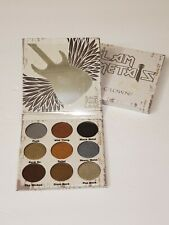 NEW Crown Pro GLAM METALS Foiled Eyeshadow Palette MSRP $30
