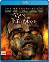 BLU-RAY The Man In The Iron Mask: 20th Anniversary Edition (Blu-Ray) NEW