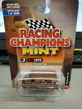 1975 Chevrolet Van w/Horse Mural--Racing Champions MINT (Limited 1 of 2000)