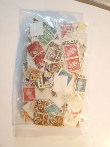Denmark - 65gm  of mainly used stamps