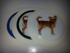 QTY 1 (ONE) TAX DISC holders - permit holders-- Chihuahua