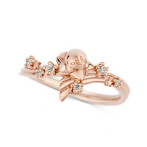 Kirby of the Stars Women's Ring SIZE 9 US Size 5 Special Case Set