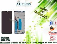 ECRAN LCD + TACTILE + FRAME ASUS Zenfone 4 ZB631KL X01BDA NOIR MAX PRO M2