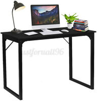Computer Desk Laptop Table Metal Study Home Office Workstation 330 lbs Loa