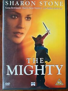 The Mighty DVD 1998 Family Drama Movie with Sharon Stone