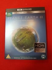 Planet Earth II 4K UHD Blu-ray Brand new and sealed with Slip-Cover