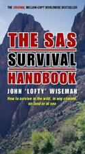 SAS SURVIVAL HANDBOOK: HOW TO SURVIVE IN WILD, IN ANY By John Wiseman