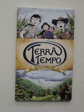 Graphic Novel TERRA TEMPO : ICE AGE CATACLYSM Shapiro Melville Herndon - SC