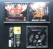 JUDAS PRIEST Bullet Train 1998 JAPAN CD w/OBI XRCN-2024 ICED EARTH WINTERS BANE