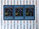 3x Javelin Beetle Unlimited Edition YuGiOh Ultra Rare HOLO PP01-EN013 New MINT