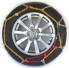 Schneeketten Schnellmontage Ö-Norm 205/55-16  Felgenschutz Spannkette