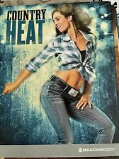 Beachbody Country Heat Dance Mash-Up Bonus Dvd - New Sealed