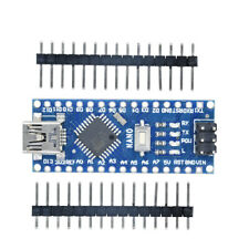 5V 16MHz Nano V3.0 Mini USB ATmega328P-AU Micro Controller CH340G Driver Arduino