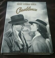 Casablanca  3-Disc Set. With all the extras. Wg