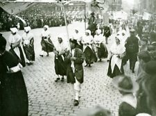 France Lille Great Historical Parade Dunkerque Old Photo Echo du Nord 1932