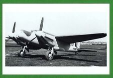 Dennis Gosling DECEASED WWII Night Fighter Navigator RAF Signed 4x6 Photo E16692