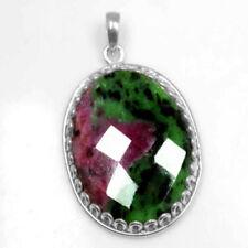 Pendant Natural Ruby Fine Necklaces & Pendants