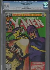X-Men #142 CGC NM 9.4 WP! DEATH WOLVERINE, STORM & COLOSSUS! DAYS of FUTURE PAST
