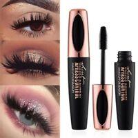 4D Silk Fiber Lash Mascara Makeup Eyelash Long Extension Curling Lengthening US
