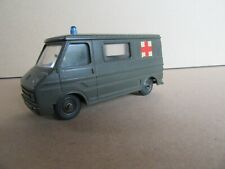 470L Vintage Solido 368 France Citroën C35 Ambulance Military 1:50