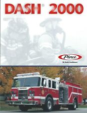 Fire Equipment Brochure - Pierce - Dash 2000 Pumper Tanker Chassis 1999 (DB304)