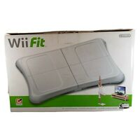 Nintendo Wii Fit Balance Board With Original Box
