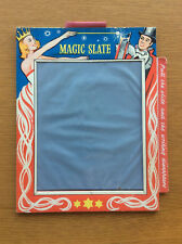 Retro Magic Slate Toy, 1940s 1950s, Vintage Etchasketch Style Writing Pad