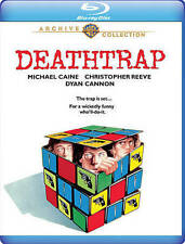 Deathtrap [Blu-ray],New DVD, Dyan Cannon, Christopher Reeve, Michael Caine, Sidn