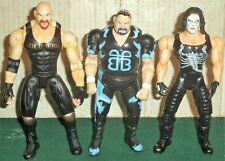WCW WRESTLING FIGURES GOLDBERG BAM BAM BIGELOW STING JOBLOT BUNDLE WWF WWE