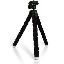 Large Universal Flexible Foam Octopus Mini Tripod Stand for SLR DSLR Cameras