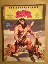 CONAN (ARTIMA COLOR MARVEL GEANT) - Album T3 et T4