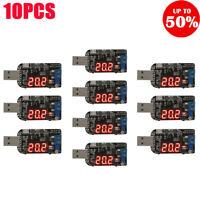 DC-DC USB 5V to 1.2-24V Step UP/Down Power Supply Module Boost Buck Converter 10