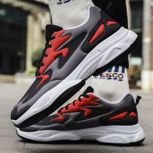 2021 Men's  sneakers  sports Breathable  running fitness outdoor new