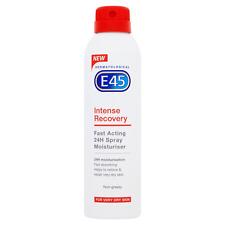 E45 Body Dry Skin Cream Moisturiser Recovery Spray Lotion Treatment 200ml NEW